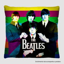Capa-Para-Almofada-40x40cm-The-Beatles-A54---Viro-Presentes