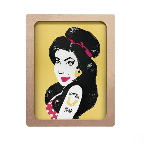 quadro-amy-winehouse