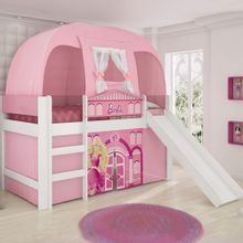cama-barbie-play-5A-com-escorregador-e-barraca-pura-magia-1