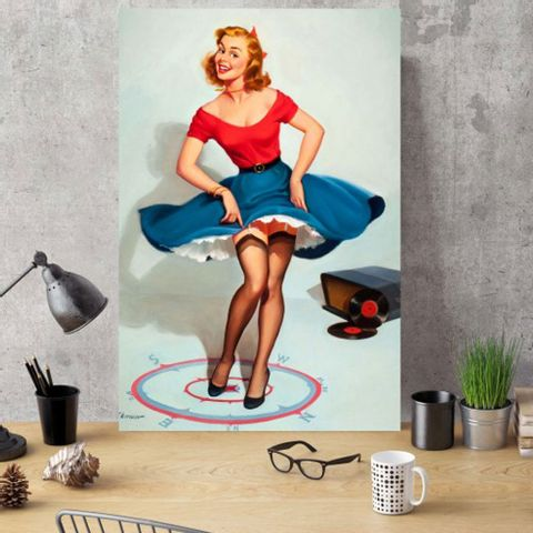 placa-decorativa-vintage-pin-up-248_Principal-PL-248A4P-COL