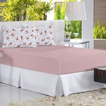 Lencol-King-com-Elastico-193x203-cm-Malha-In-Cotton-Rosa-Glace---Altenburg