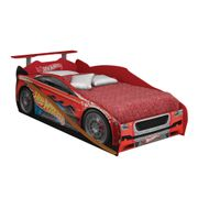 Cama-Hot-Wheels-Star-com-Aerofolio---Pura-Magia